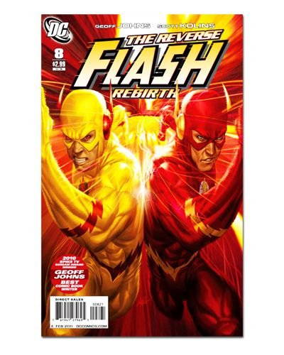 Ímã Decorativo Capa de Quadrinhos - The Flash - CQD36