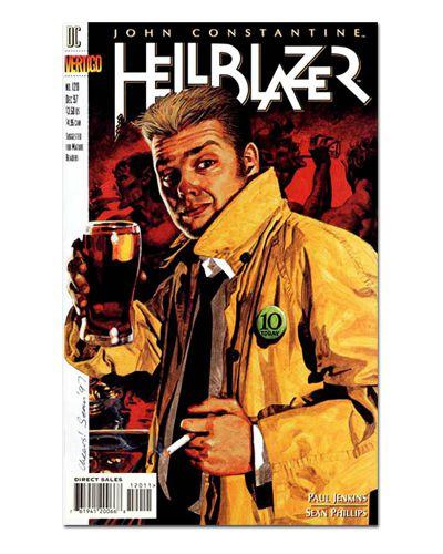 Ímã Decorativo Capa de Quadrinhos - Hellblazer - CQD51
