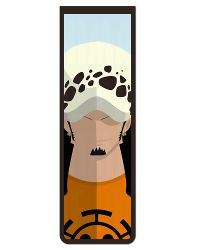 Marcador De Página Magnético Trafalgar - One Piece - MAN574
