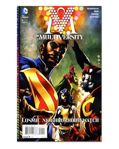 Ímã Decorativo Capa de Quadrinhos Sagas DC - CQD117