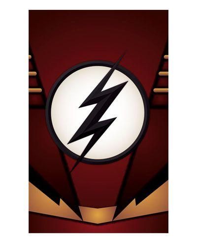 Ímã Decorativo Jesse Quick - The Flash - IQD16
