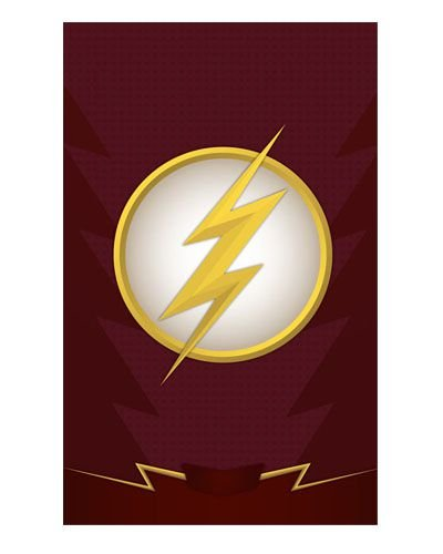 Ímã Decorativo Flash - The Flash - IQD19