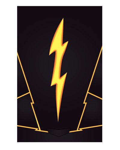 Ímã Decorativo O Rival - The Flash - IQD22