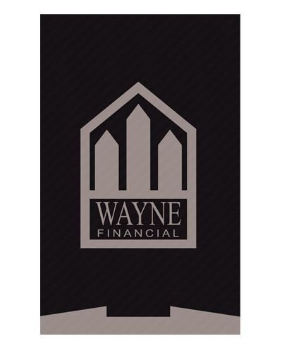 Ímã Decorativo Wayne Financial - Batman vs Superman - IQD48