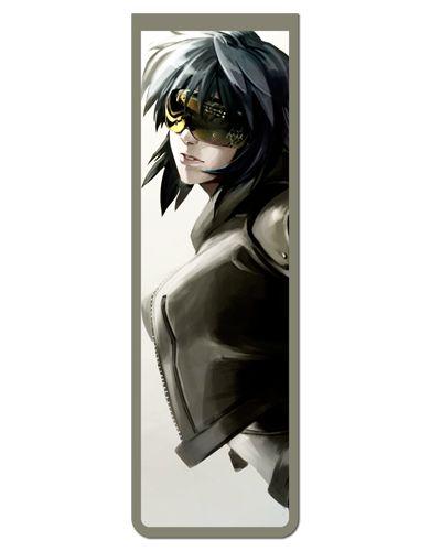 Marcador De Página Magnético Motoko - Ghost in The Shell - MAN728
