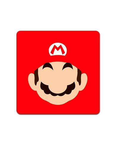 Ímã Decorativo Mario Bros - Super Mario - IMB12