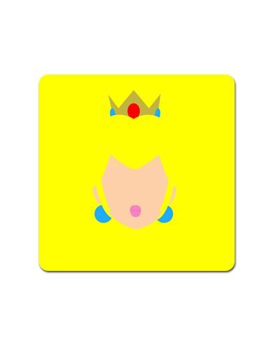 Ímã Decorativo Princesa Peach - Super Mario - IMB17