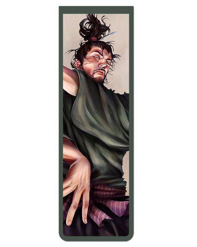 Marcador De Página Magnético Musashi - Vagabond - MAN749