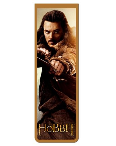 Marcador De Página Magnético Bard - O Hobbit - MFI80