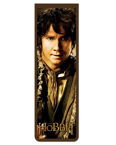 Marcador De Página Magnético Bilbo - O Hobbit - MFI84