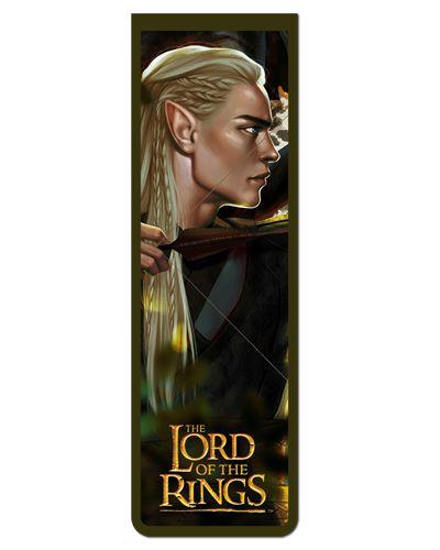 Marcador De Página Magnético Legolas - O Senhor dos Anéis - MFI119