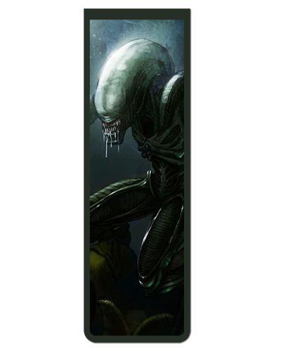 Marcador De Página Magnético Alien - MFI147