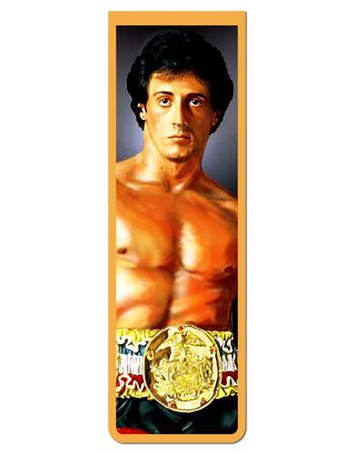 Marcador De Página Magnético Rocky Balboa - Rocky - MFI163