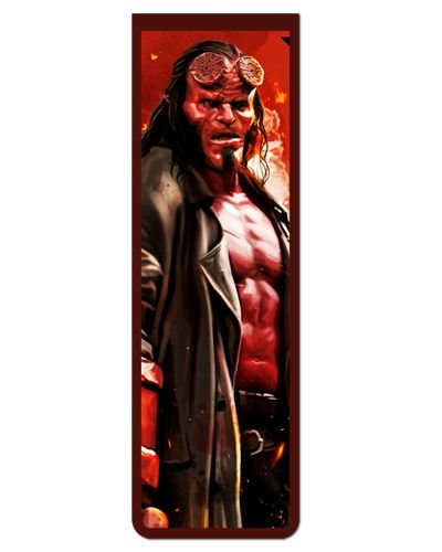 Marcador De Página Magnético Hellboy - MFI174