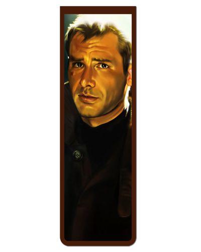Marcador De Página Magnético Rick Deckard - Blade Runner - MFI176