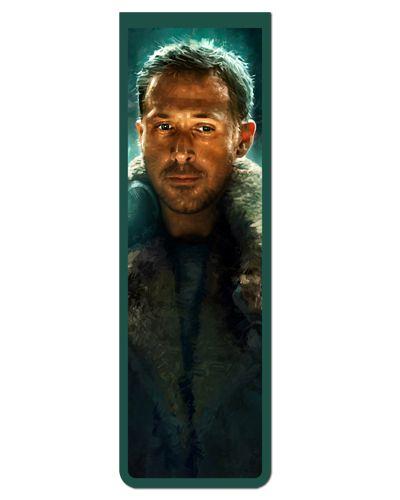 Marcador De Página Magnético K - Blade Runner - MFI177