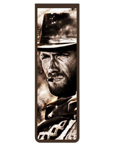 Marcador De Página Magnético Clint Eastwood - MFI184