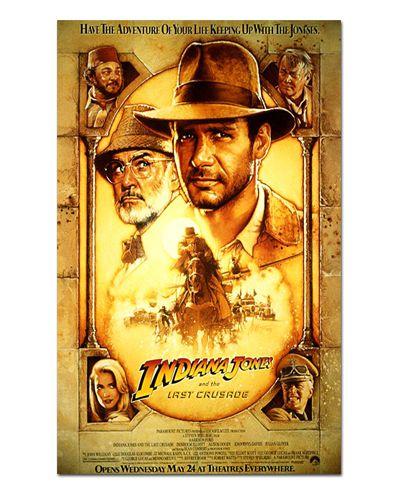 Ímã Decorativo Pôster Indiana Jones - IPF526
