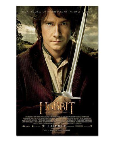 Ímã Decorativo Pôster O Hobbit - IPF205