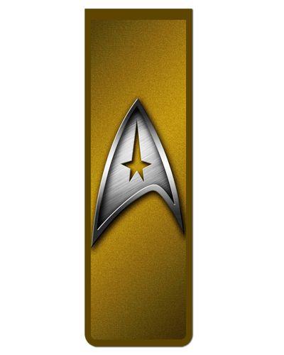 Marcador De Página Magnético Comando - Star Trek - MFI199