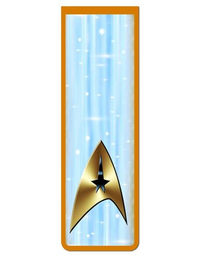 Marcador De Página Magnético Frota Estelar - Star Trek - MFI200