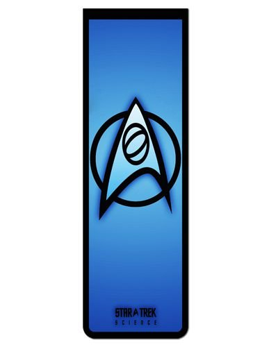 Marcador De Página Magnético Ciências - Star Trek - MFI202