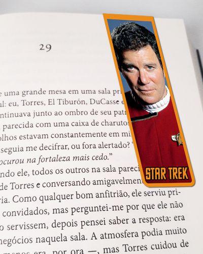 Marcador De Página Magnético Kirk - Star Trek - MFI212