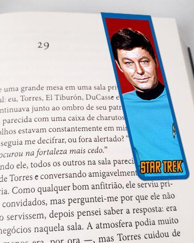 Marcador De Página Magnético McCoy - Star Trek - MFI219