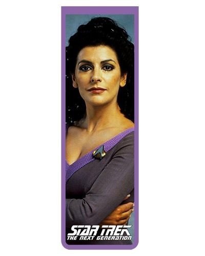 Marcador De Página Magnético Deanna - Star Trek - MFI231