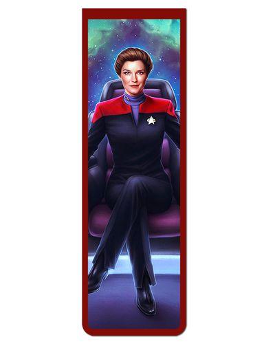 Marcador De Página Magnético Kathryn - Star Trek - MFI235