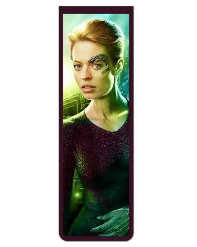 Marcador De Página Magnético Sete de Nove - Star Trek - MFI236