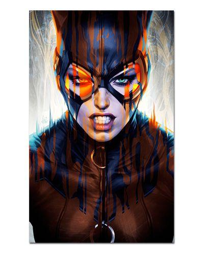 Ímã Decorativo Catwoman - DC Comics - IQD72