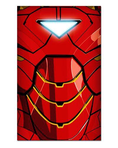 Ímã Decorativo Homem de Ferro - Marvel Comics - IQM35