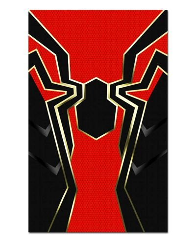 Ímã Decorativo Homem-Aranha - Marvel Comics - IQM40