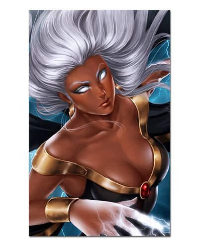 Ímã Decorativo Storm - X-Men - IQM75