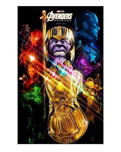 Ímã Decorativo Avengers Endgame - IQM74