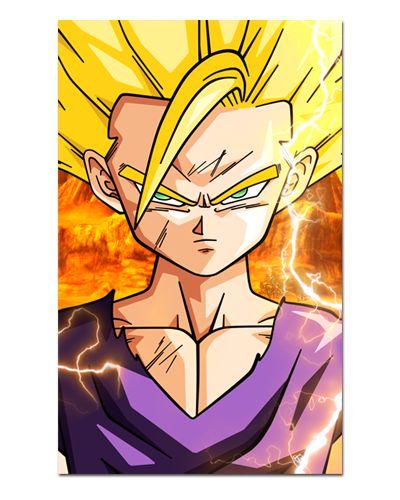 Ímã Decorativo Gohan SSJ2 - Dragon Ball - IDBZ05