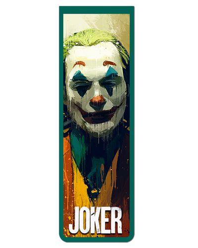 Marcador De Página Magnético Joker - MDC167