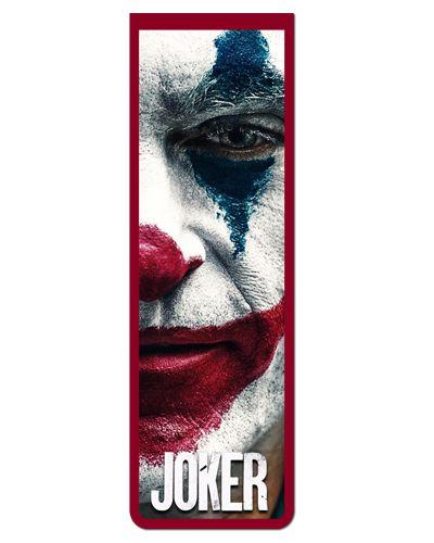 Marcador De Página Magnético Joker - MDC172