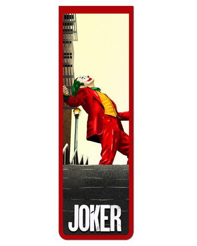 Marcador De Página Magnético Joker - MDC174