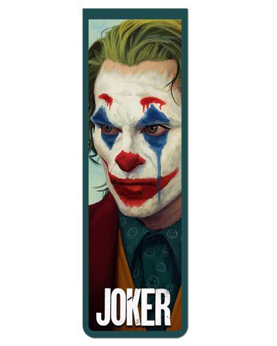 Marcador De Página Magnético Joker - MDC176