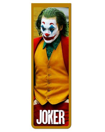Marcador De Página Magnético Joker - MDC177