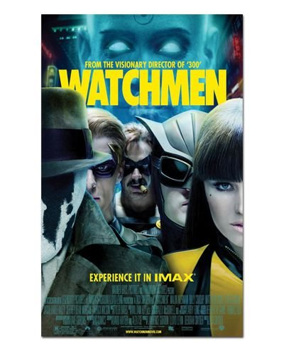 Ímã Decorativo Pôster Watchmen - IPF182