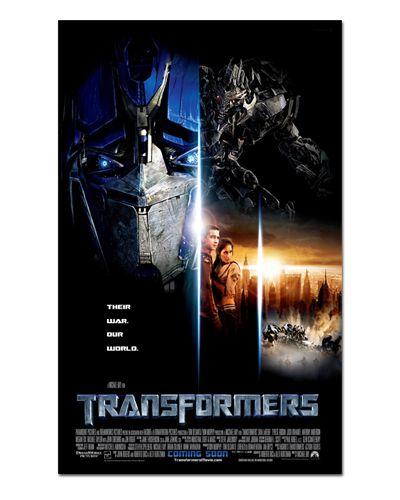 Ímã Decorativo Pôster Transformers - IPF33