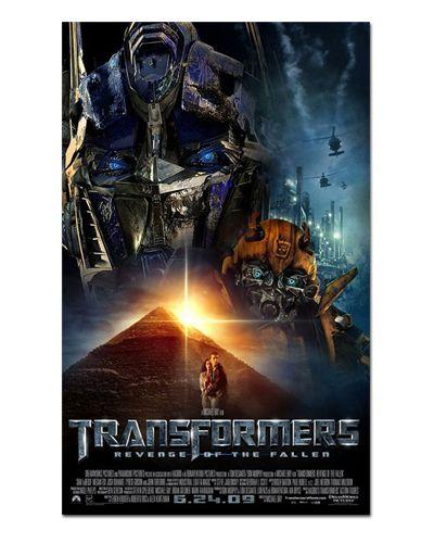 Ímã Decorativo Pôster Transformers 2 - IPF170