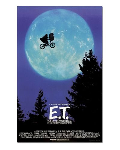 Ímã Decorativo Pôster E.T: O Extraterrestre - IPF76