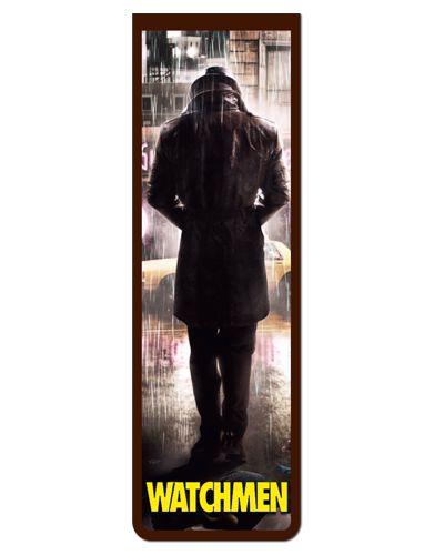Marcador De Página Magnético Rorschach - Watchmen - MDC181