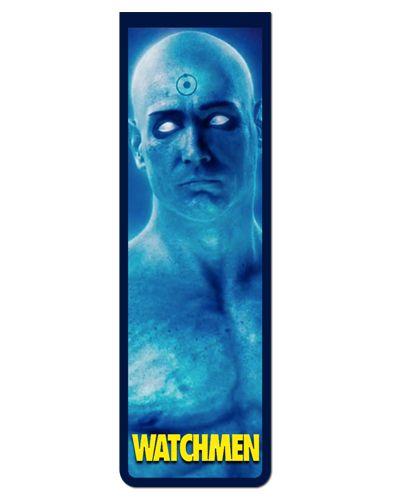 Marcador De Página Doutor Manhattan - Watchmen - MDC184