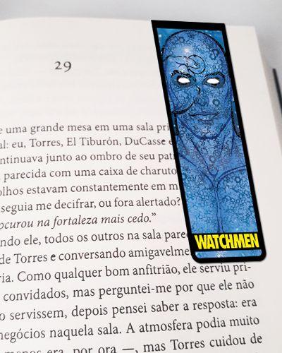 Marcador De Página Doutor Manhattan - Watchmen - MDC185