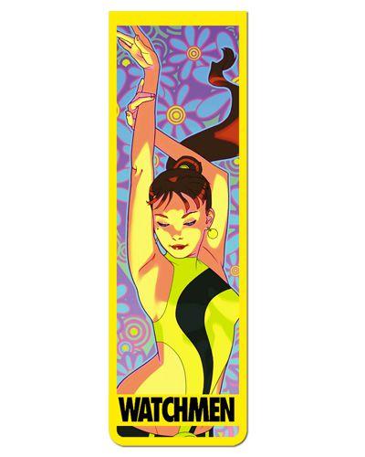 Marcador De Página Magnético Espectral - Watchmen - MDC188
